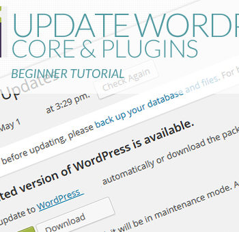 How to keep Wordpress Updated